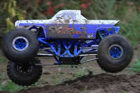 Bigfoot Monster Truck Toy 1 64