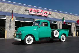 100 53 Chevy Truck For Sale 19 Chevrolet 3600 Fast Lane Classic Cars