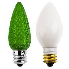 led replacement bulb c7 w 3 led 1 7w 3 lumens decorative