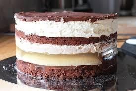 bananen schoko torte oh wie wundervoll
