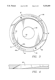 Ingersoll Dresser Pumps Flowserve by Patent Us5320489 Diffuser For A Centrifugal Pump Google Patents