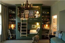 Unique Kids Bunk Beds Interior Design