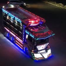 100 Semi Truck Led Lights Business Insider On Twitter Dekotora Trucks Are Semi Trucks