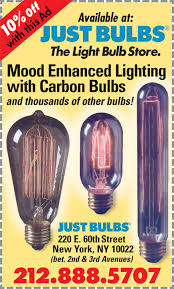 just bulbs the light bulb store coupon city guide magazine