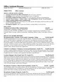 Top Front Office Manager Resume Sample Medical Resumes Portrait Lovely