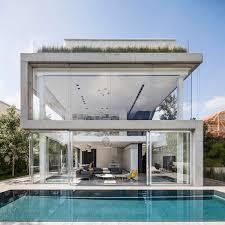 Modern Luxury House On Pantone Canvas Gallery