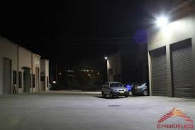 wall pack lighting powered by solar led lights ember led ember