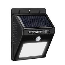 light solar wall mount lights led powered motion sensor wireless