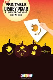 Easy Zombie Pumpkin Stencils by Best 25 Disney Pumpkin Stencils Ideas Only On Pinterest Disney
