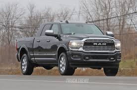100 Ram Diesel Trucks 2020 Heavy Duty What To Expect Pickup Truck SUV Talk