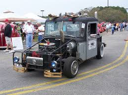 SEMI TRUCK RAT ROD | Pete Stephens | Flickr