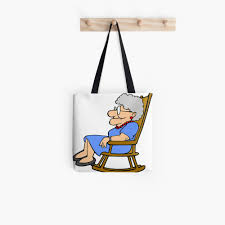 Aged Cartoon Chair Comic Elder Eyeglasses Love Family | Tote Bag Old Man Rocking In A Chair Stock Illustration Black Woman Relaxing Amazoncom Rxyrocking Chair Cartoon Trojan Child Clipart Transparent Background With Sign Rocking In Cartoon Living Room Vector Wooden Table Ftestickers Rockingchair Plant Granny A Cartoons House Oriu007 Of Stock Vector Bamboo Png Download 27432937 Free