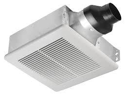 Humidity Sensing Bathroom Fan Wall Mount by Amazon Com Delta Breez Slm80 Slim 80 Cfm Exhaust Fan Home