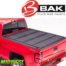 100 Backflip Truck Cover BAK Matte MX4 Folding Tonneau 0413 Chevy Silverado