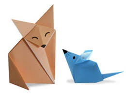 Origami Paper Craft For Kids