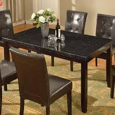 6 Seater Marble Dining Table Set For Sale In Kingston
