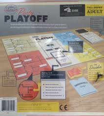 NEW Cranium Party Playoff Board Game NIB SEALED Tournament
