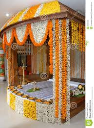 A Kerala Wedding Flower Decoration