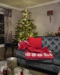 Silver Tip Christmas Tree Los Angeles by Christmas Decorating 49 Ideas For Your Festive Interior