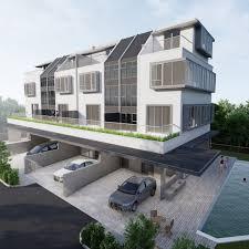 100 Terrace House In Singapore Brand New S Ready By Mid 2019 At Telok Kurau Vicinity