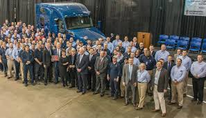 Kenworth Rolls 500,000th Truck Out Of Chillicothe, Ohio, Plant ...