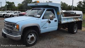 100 Chevy 3500 Dump Truck For Sale 2002 Chevrolet Silverado Dump Bed Truck Item L2524