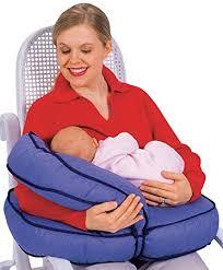 Amazon Leachco Natural Boost Adjustable Nursing Pillow