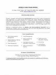 Assistant Buyer Resume Templates New Sample For Purchase Manager