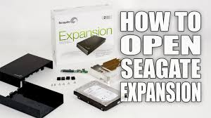 Seagate Goflex Desk Driver by How To Open Disassemble The Seagate Expansion External Desktop