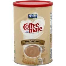 Coffee Mate Original Powder Creamer