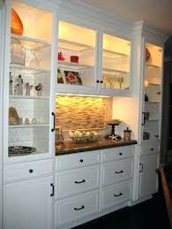 Cabinet Designs For Dining Room Wall Design Built In Hutch