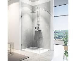 duschrückwand schulte expressplus decodesign softtouch dekor stein beton grau 150 x 255 cm