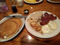 hungry man s breakfast picture of machine shed rockford