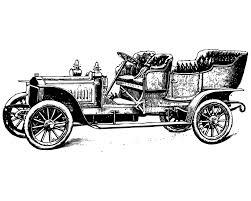 Classic Car Clipart Retro 3