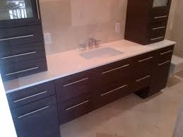 Houzz Bathroom Vanities Modern by Bathrooms Design Contemporary Bathroom Double Vanity Modern Sink