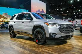 2019 Chevy Traverse Interior Engine Release Date and Price The
