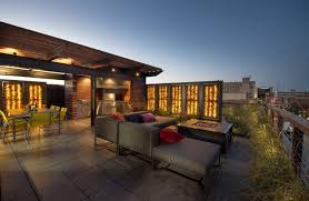 houzz outdoor kitchens patio contemporary with city view