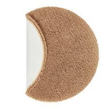 badezimmerteppich rund musa