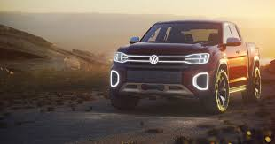 100 Volkswagen Truck Ford Consider Alliance Is A VW Pickup Truck Next
