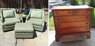SD Craigslist Dresser and Chairs