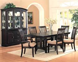 Dining Room Carpet Polished Wooden Sets Hutch Interior Design Great