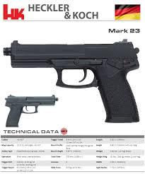 100 Hk Mark 24 HK 23 Guns Ammos