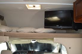 Class C Motorhome With Bunk Beds by Rv Rental In Arizona 2012 Thor Freedom Elite Class C Rv Rentals
