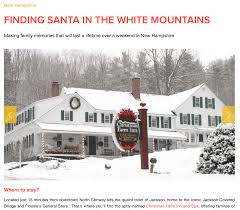Christmas Tree Shop North Conway by Jackson Nh Hotels News Christmas Farm Inn U0026 Spa