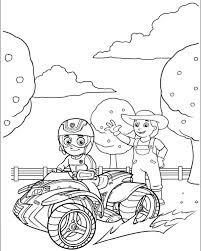 Paw Patrol Coloring Pages Of Book Printable