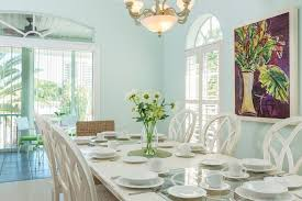 Consignment Furniture Fort Myers Tropical Dining Room Also Arched Window Cape Coral Fan Floral Artwork Beach Naples Painting Sarasota