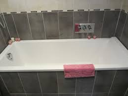 Tiling A Bathtub Skirt by Duravit Starck Tub Tile Instead Of Decorative Panel Skirt