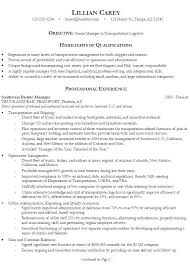 Ex Example Of A Resume Examples Skills On