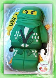 lego ninjago figur motivtorte ninjagotorte 2 0 jennis