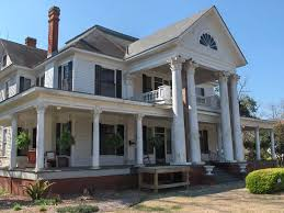 Southern Colonial Homes by Southern Homes Southern Colonial Revival Style Home Was